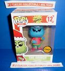 The Grinch Chase Blue POP Vinyl Figure #12 Funko Dr. Seuss New