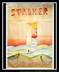 STALKER Tarkovsky 4x6 ft Vintage French Grande Movie Poster Original 1979