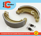 1995 - 2004 SUZUKI LS650 F/P SAVAGE - REAR EBC 606 MOTORCYCLE BRAKE SHOES