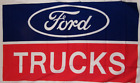 FORD TRUCKS FLAG BANNER 3X5 F 150 F 250 lightning raptor power stroke diesel