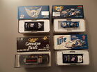 NASCAR DIECAST 164 SCALE CARS LOT OF 4 NEW