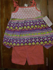 NWT Girls Size 24 Mos 2 Piece Outfit by Swiggles Multicolored Lot 02