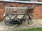 Pendleton Ashwell Hybrid Ladies Bike with basket and bell