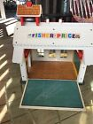 Vintage Fisher Price Little People School House