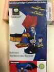 Cricut Cartridge Batman the Brave and the Bold RETIRED DC Comics