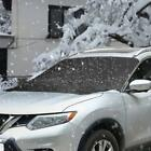 Car Windshield Protect Snow Magnet Waterproof Cover Ice Frost Sunshade Protector
