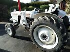 Tractor David Brown 780 tractor with front end loader bucket and fork