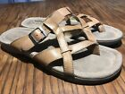 Eastland Pearl Womens Strappy Thong Sandals Size 11