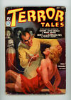 Pulp Terror Tales July Aug 1937 a mad doctor a blonde  the octopus dance