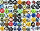 500 MIXED ASSORTED BEER BOTTLE CAPS Great Colors NO DENTS Great Mix