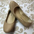 Lucky Brand Ballet Flats size 9 Emmie Nude Slip On