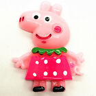 5pcs Cute Pigs Embellished Resins Flat Back Scrapbook Cell Phone Crafts