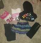 Girls Clothes 6 pc Clothing Lot Size 8 Justice Old Navy PS Aeropostale GUC