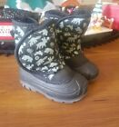 Kamik Winter Boots Animal Forest Toddler 6c