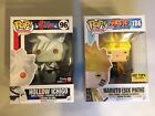 FUNKO POP! Anime (Lot Of 2 GameStop Hollow Ichigo & Hot Topic Six Path Naruto)