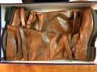 Madden Girl Zerge Cognac Brown Tall Fashion Boots Size 9