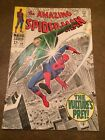 AMAZING SPIDER MAN 64 MARVEL COMICS SEP 1968 The VULTURE Romita Heck