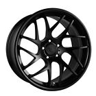 20 VERTINI RF14 FORGED BLACK CONCAVE WHEELS RIMS FITS LEXUS GS350 GS450H