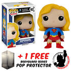 Funko Pop Supergirl Vinyl Figures 6