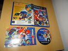 MEGAMAN X COMMAND MISSION - PAL - SONY PLAYSTATION 2 ( PS2 ) pal