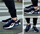 HOT Mens Casual Sports Outdoor Air Suede sneakers running shoes FREE SHIPPING