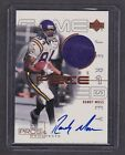 2000 UPPER DECK PROS & PROSPECTS RANDY MOSS AUTOGRAPH JERSEY AUTO VIKINGS