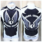 Retro Pearl Izumi Medical Team Symbol XL Graphic Full Zip Up Cycling Jersey