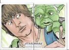 2015 Topps Star Wars Illustrated: The Empire Strikes Back 53