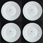 New! Set of 4 Corelle Impressions Enchanted 8 1/2