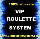 BEST ROULETTE SYSTEM ON EBAY 100 WIN RATE GUARANTEED WIN AT ROULETTE NOW