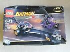 BRAND NEW SEALED Lego 7779 Batman Dragster Catwoman Pursuit