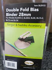 BABYLOCK SERGER DOUBLE FOLD BIAS BINDER 28MM FOOT AUTHENTIC NEW IN PACKAGE