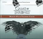 Game of Thrones Season 4 Trading Cards Sealed Box by Rittenhouse, 2 Autographs