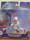 2001 STARTING LINEUP 2 MARK MCGWIRE ST. LOUIS CARDINALS, With Card By Hasbro