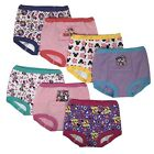 Disney Minnie Mouse Girls Potty Training Pants 7 pack Panties Underwear Toddler