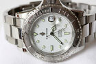 SANDOZ  SWISS MADE STAINLESS STEEL AUTOMATIC LUXURY DIVE WATCH