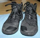 Nike Zoom Black Mens Tennis Shoes Size 5Y Great Condition