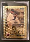 2010 Topps and Bowman Superfractor Super Show 102
