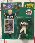 2000 / 2001 CRIS CARTER Starting LineUp Minnesota Vikings SLU Action Figure