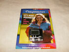 NEW Weight Watchers Lets Walk Pedometer and Walking Guide