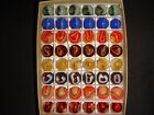 JABO CLASSIC MARBLES 48 DAZZLING SWIRLS SIGNED COLLECTOR SET HTF