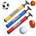 48 Lot Ball Pump Hand Air Inflator W Needle Football Volleyball Sports Portable