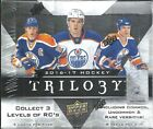 2016-17 Upper Deck Trilogy Factory Sealed Hobby Box Auston Matthews RC ?