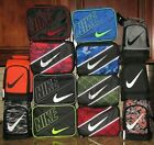 Nike Lunch Box Black Camo Red Pink Volt Blue Dome Swoosh Reflective