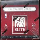 2012-13 Elite Factory Sealed Basketball Hobby Box Kyrie Irving RC?