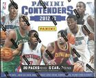 2012-13 Panini Contenders Factory Sealed Basketball Hobby Box Kyrie Irving RC?