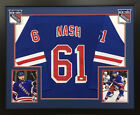 Rick Nash Cards, Rookie Cards and Autographed Memorabilia Guide 50