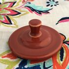 Fiestaware Paprika Small Sugar Lid Fiesta Retired Replacement LID ONLY