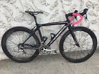 2013 ORBEA ONIX DAMA TPX carbon road bike- 49cm, Real Design carbon wheels