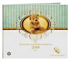2018 S US MINT BIRTH SET 18RD BIRTHDAY GIFT 5 COIN PROOF SET Official Issue